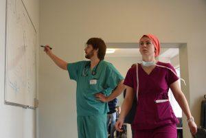 Больница №52 вновь будет работать в обычном режиме. Фото: «Вечерняя Москва»
