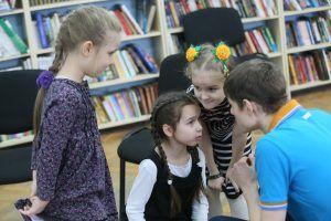 Игровая презентация детской книги о футболе пройдет в районе для юных ребят. Фото: Антон Гердо, «Вечерняя Москва»
