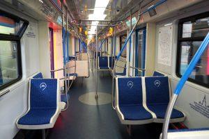 Порядка 124 километра линий метро ввели в столице за десять лет. Фото: Антон Гердо, «Вечерняя Москва»