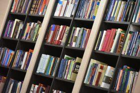 Выставка книг открылась в Библиотеке иностранной литературы. Фото: архив, «Вечерняя Москва»