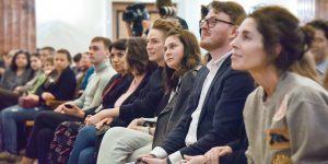 Студентам рассказали о работе в Правительстве Москвы. Фото: сайт мэра Москвы