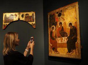 Выставка старообрядческих работ откроется в Музее русской иконы. Фото: Сергей Шахиджанян, «Вечерняя Москва»