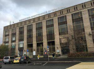 Здание Библиотеки иностранной литературы отремонтируют. Фото: Анна Быкова