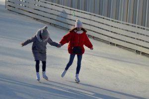 Жителей района ждут на спортивном празднике «Новогодние забавы». Фото: Анна Быкова