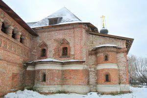Воскресенский храм в Крутицком подворье отреставрируют. Фото: сайт мэра Москвы
