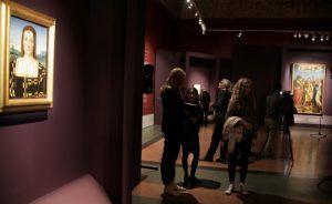 Художественная выставка откроется в районном Доме культуры. Фото: Сергей Шахиджанян, «Вечерняя Москва»