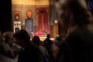 Спектакль по пьесе показали в Парке «Таганский». Фото: архив, «Вечерняя Москва»