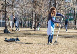 Фолк-субботники организуют в Таганском парке. Фото предоставлено пресс-службой Парка культуры и отдыха «Таганский»