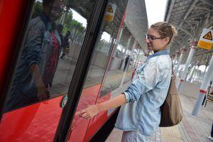 Жители столицы сами выберут название станции Большой кольцевой линии. Фото: Антон Гердо, «Вечерняя Москва»