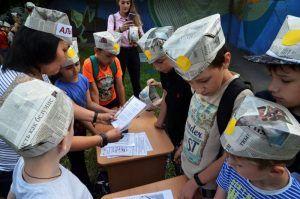 Мастер-класс для детей проведут в парке района. Фото: Анна Быкова