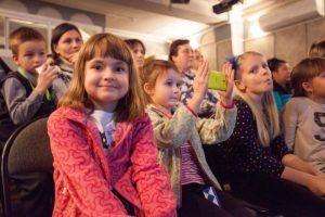 Фильм для детей покажут в «Иллюзионе». Фото: архив «Вечерняя Москва»