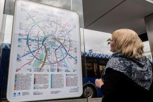 В Москве изменят маршруты наземного транспорта. Фото: Игорь Иванко «Вечерняя Москва»