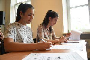 Первый этап Всероссийской олимпиады школьников стартует в столице. Фото: Пелагия Замятина, «Вечерняя Москва»