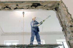 Специалисты завершат капитальный ремонт дома на Большой Андроньевской улице до конца месяца. Фото: сайт мэра Москвы