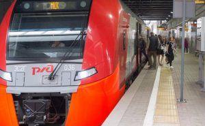 Число пассажиров на МЦК увеличился на 12, 7 процентов. Фото: сайт мэра Москвы