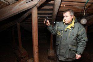 Проверку на соблюдение правил безопасности проведут в домах района. Фото: Наталия Нечаева, «Вечерняя Москва»