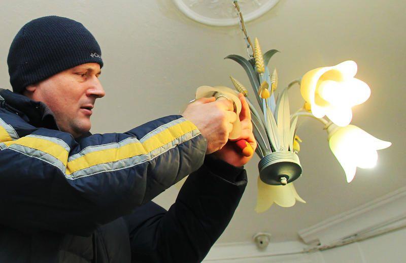 Ремонт электросети выполнят в доме на Волгоградском проспекте. Фото: Наталия Нечаева, «Вечерняя Москва»