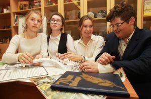 Экскурсию для подготовительных групп провели в районной школе. Фото: Наталия Нечаева, «Вечерняя Москва»