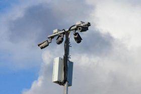 Аварийность в столице снижена на 23% за счет использования дорожных камер. Фото: Анна Быкова