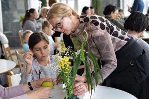 Мастер-класс «Импровизация с фруктами» проведут в районной галерее. Фото: Денис Кондратьев