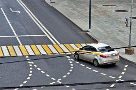 Дорожная улица стала полноценным дублером Варшавского шоссе. Фото: Анна Быкова