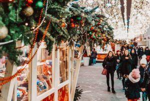 Новогодний квест организуют на Школьной улице. Фото: сайт мэра Москвы
