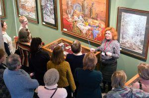 Посетить тематическую экскурсию можно в Доме русского зарубежья. Фото: сайт мэра Москвы
