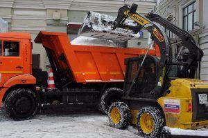 Более 50 единиц снегоуборочной техники подготовили в районе к зиме. Фото: сайт мэра Москвы
