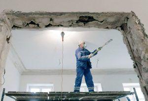 Работы по капитальному ремонту дома начнут на улице Малые Каменщики. Фото: сайт мэра Москвы