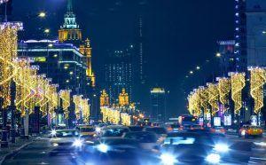 График работы транспорта изменят в Рождественскую ночь. Фото: сайт мэра Москвы