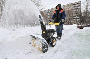 Около 1,5 тысячи кубических метров снега вывезли с улиц района. Фото: сайт мэра Москвы