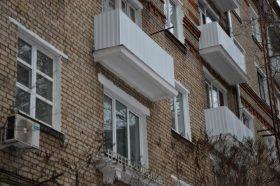 Капитальный ремонт дома начнут в Большом Факельном переулке. Фото: Анна Быкова