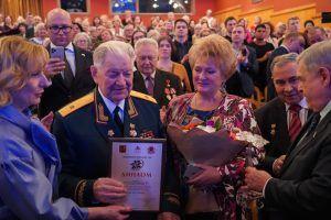 Церемонию награждения лауреатов конкурса «Общественное признание» провели в Центральном округе. Фото: Денис Кондратьев