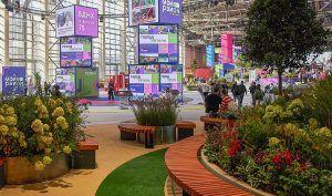 Выставку дизайн-решений для современного мегаполиса организуют на ВДНХ. Фото: сайт мэра Москвы