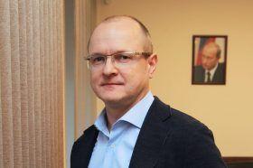 Заместитель префекта Центрального административного округа Москвы Андрей Прищепов. Фото: Наталия Нечаев, «Вечерняя Москва»