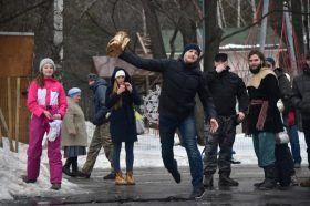 День защитника Отечества отпразднуют в Таганском парке. Фото: Антон Гердо, «Вечерняя Москва»