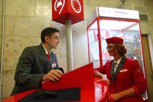 Валентинки можно будет отправить на 27 станциях метро и МЦК. Фото: Павел Волков, «Вечерняя Москва»