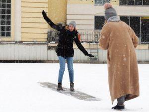 Москвичи оценят работу катка в Таганском парке .Фото: Антон Гердо, «Вечерняя Москва»