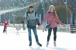 Жителей столицы пригласили стать участниками «Ледникового периода». Фото: Алексей Орлов, «Вечерняя Москва»