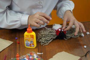 Творческий мастер-класс проведет районный Дом детского творчества в онлайн-формате. Фото: Денис Кондратьев