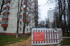 Многоквартирный дом капитально отремонтируют работники «Жилищника». Фото: Анна Быкова