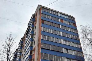 Капитальный ремонт жилого здания проведут на Гончарной набережной. Фото: Анна Быкова