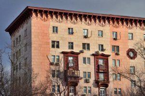 Капитальный ремонт жилого здания проведут на Средней Калитниковской улице. Фото: Анна Быкова