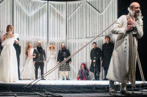 Спектакль «Игрок» покажут в библиотеке имени Маргариты Рудомино. Фото: сайт мэра Москвы