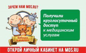 Вакцинацию домашних животных можно заказать через сайт mos.ru