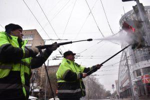 Светофоры на дорогах Москвы приведут в порядок после зимы. Фото:Антон Гердо, «Вечерняя Москва»