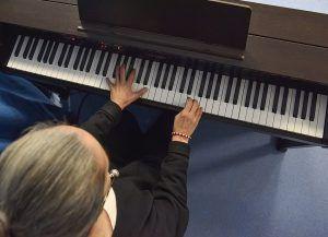 Концерт авторской песни состоялся в нотно-музыкальной библиотеке №17. Фото: сайт мэра Москвы