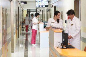 41 многопрофильный стационар Москвы оснащен бесплатным Wi-Fi для пациентов. Фото: сайт мэра Москвы