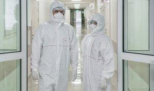 Штаб: В Москве не будут разделять стационары для коронавируса и пневмонии. Фото: сайт мэра Москвы
