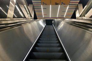 Вестибюли некоторых станций МЦК временно будут закрыты. Фото: Анна Быкова